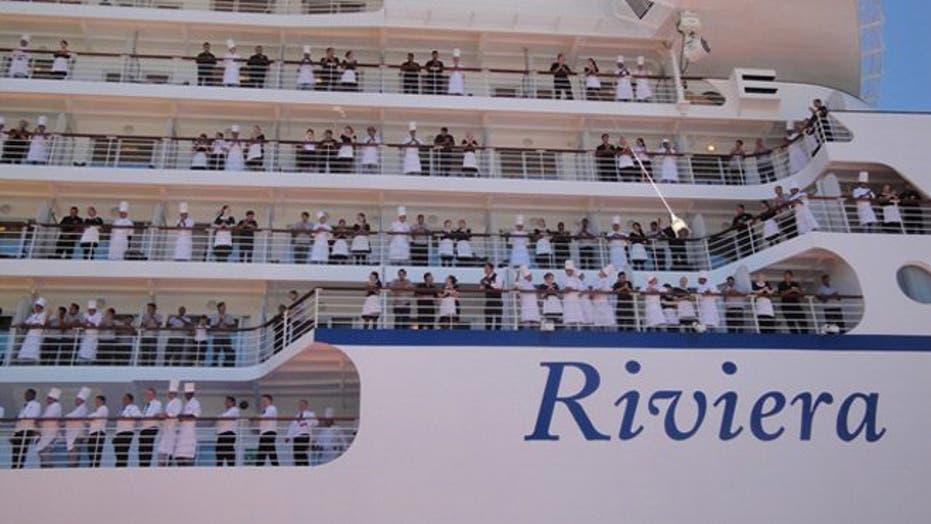 Sneak peek at Oceania Cruises' Riviera