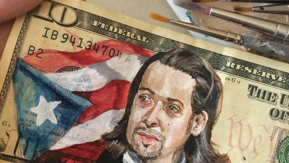 Danielle DeJesus finding success on a $10 bill