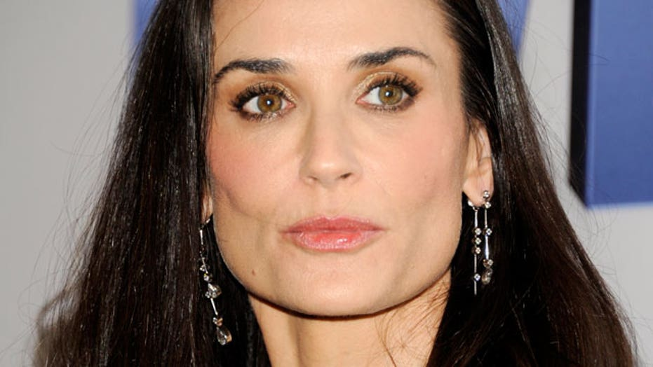 Is Demi Moore Aging Backwards?