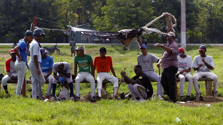In The Dominican Republic, Baseball Is Life