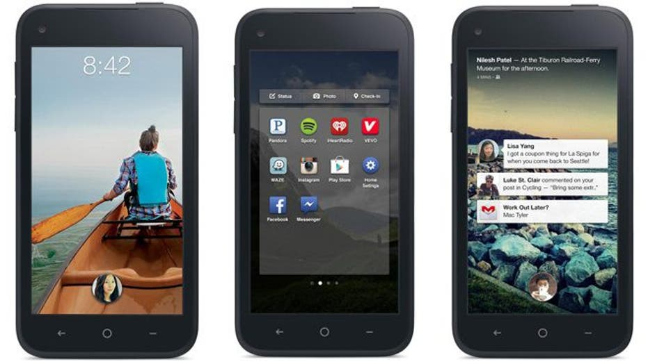This is Facebook's new Android Home