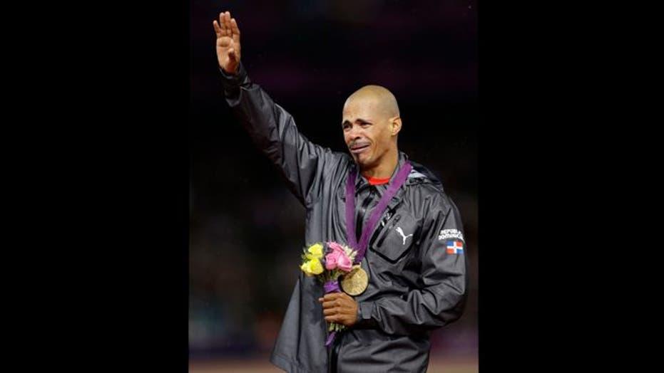 Olympics 2012: Dominican American Félix Sánchez Wins Gold