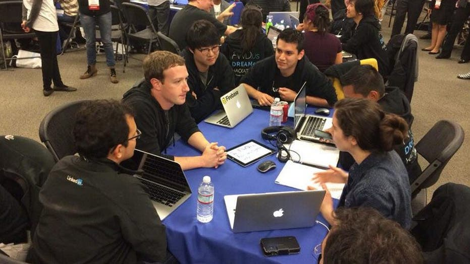 Immigration Hackathon: Undocumented Youth And Tech Giants Come Together