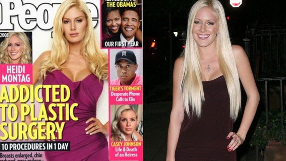 The Many Faces – and Bodies – of Heidi Montag