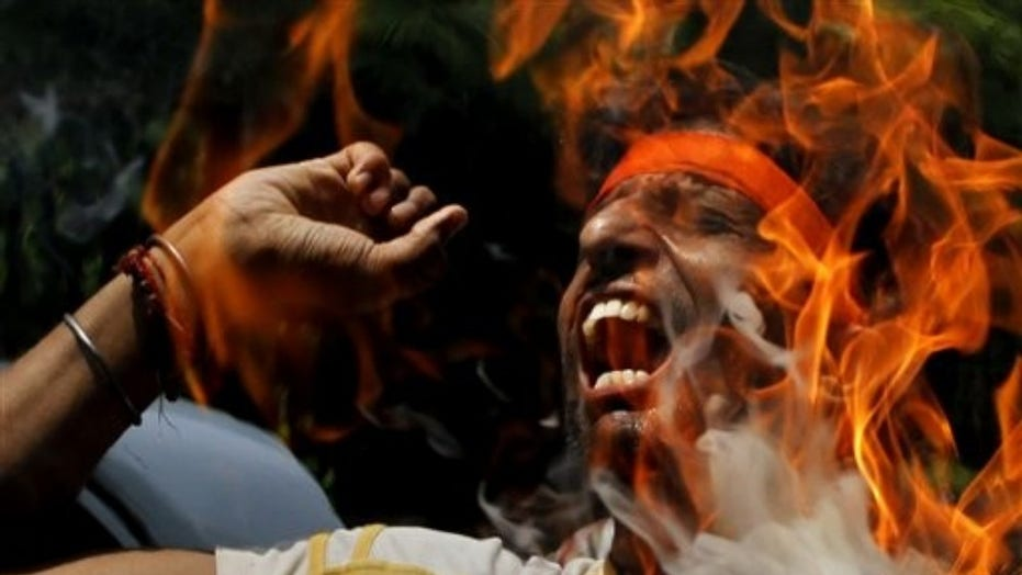 Terror Blasts Rock Mumbai