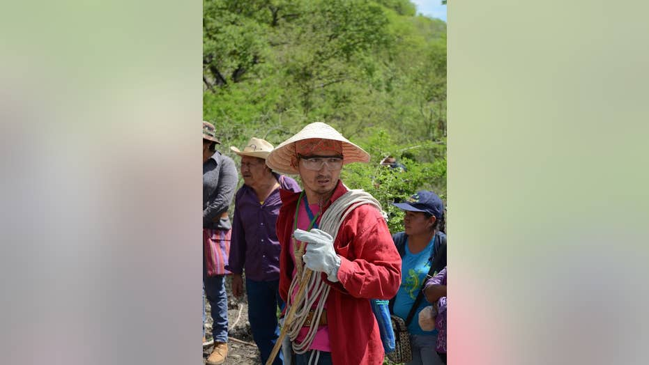 Feeling abandoned, relatives go looking for loved ones' remains in Mexico