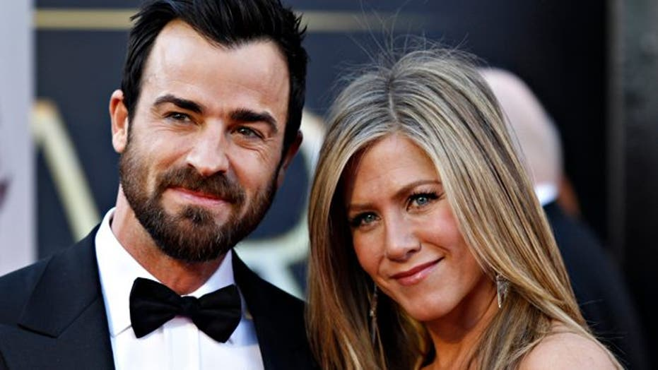 Jennifer Aniston's famous romances