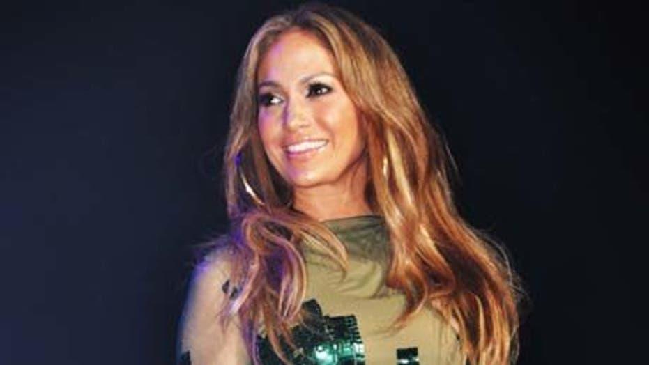 Jennifer Lopez is Human Too!