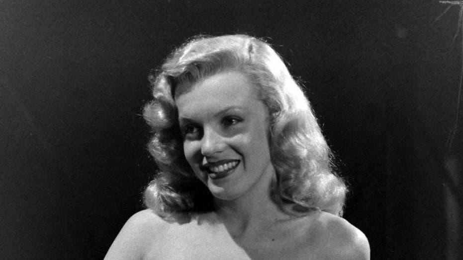 Rare Marilyn Monroe Photos Released