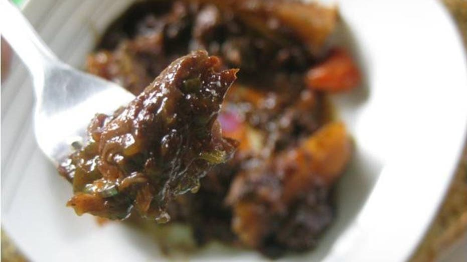 Hunger Games Stew with Dried Plums