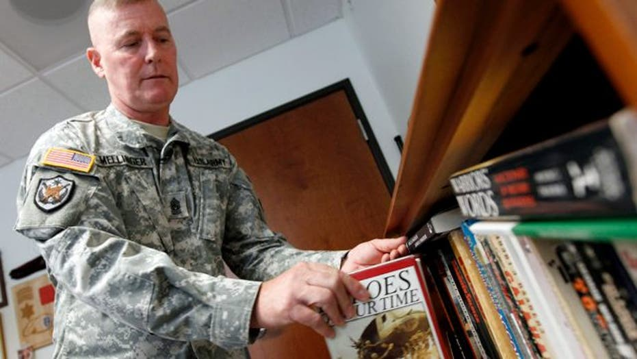 One of Army's Last Draftees Retires