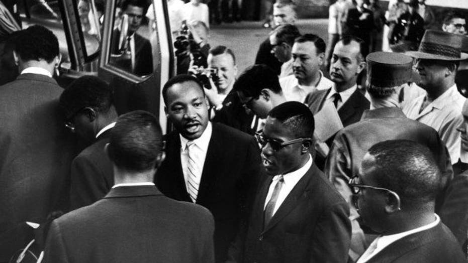 Martin Luther King Jr. and the Freedom Riders