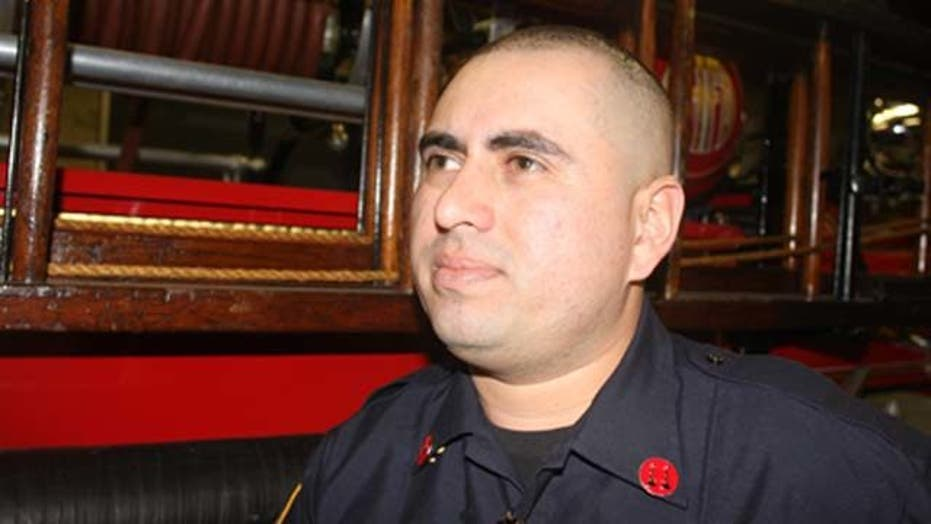 Jesus Manolo Donis Firefighter & Top Responder & Undocumented Immigrant