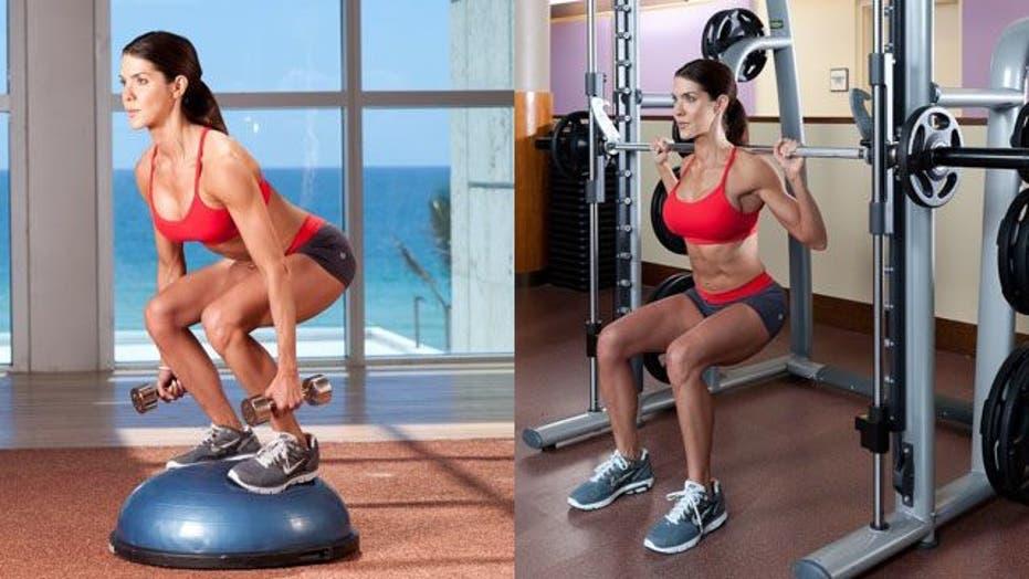The Best Exercises with Marta Montenegro Part II