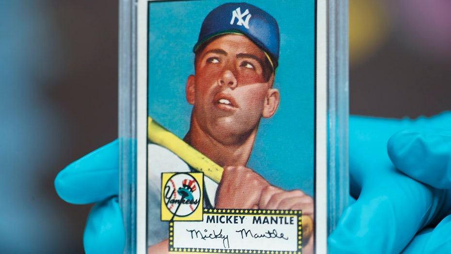 Florida man who died from COVID-19 left his family baseball cards worth $20M