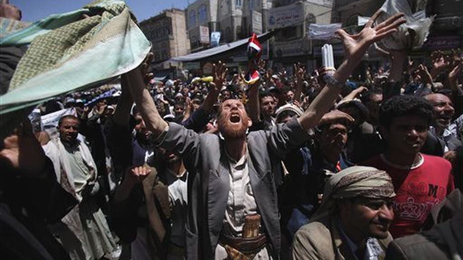 Dozens Dead in Yemen Anti-Government Protests as Nation Calls for End to President's Power