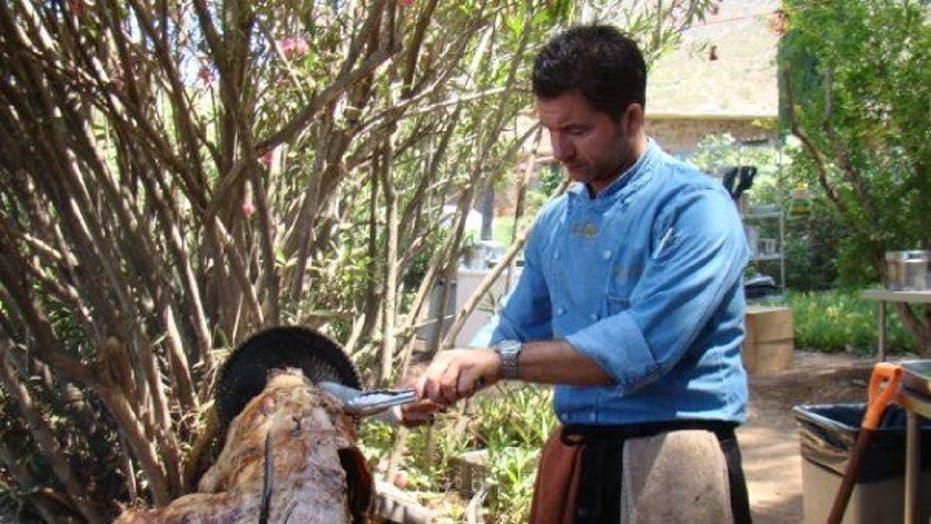 Chef Miguel Angel Guerrero