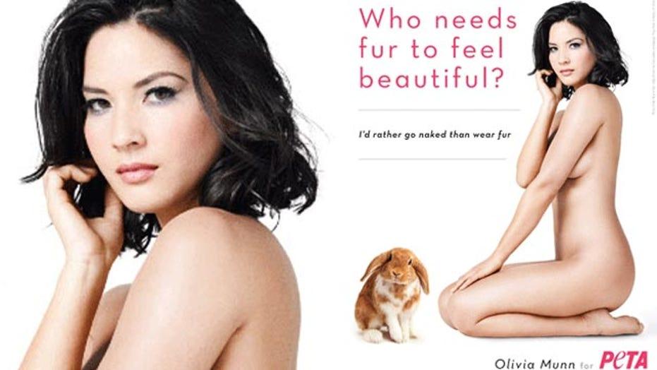 Provocative PETA ads