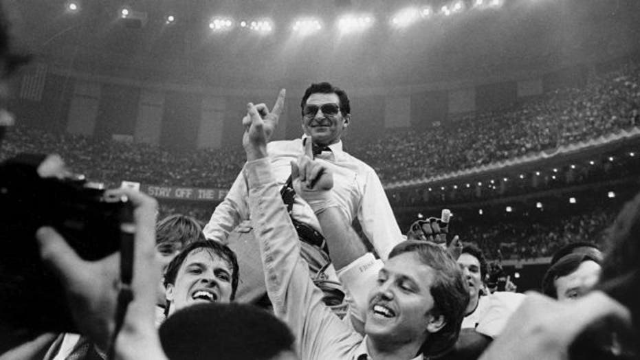 Paterno's Career at Penn State