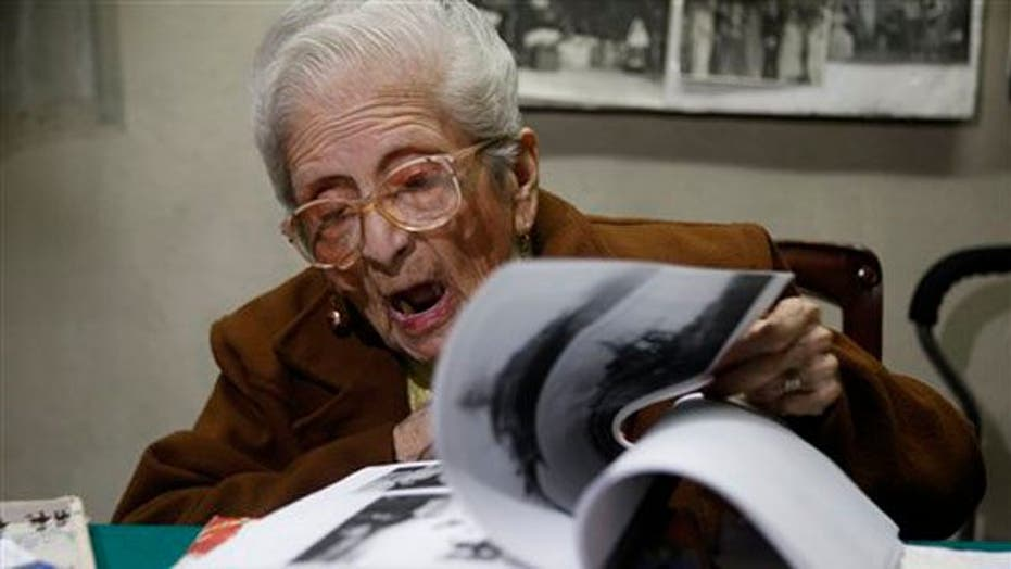 Peruvian is World's Oldest Radio Star