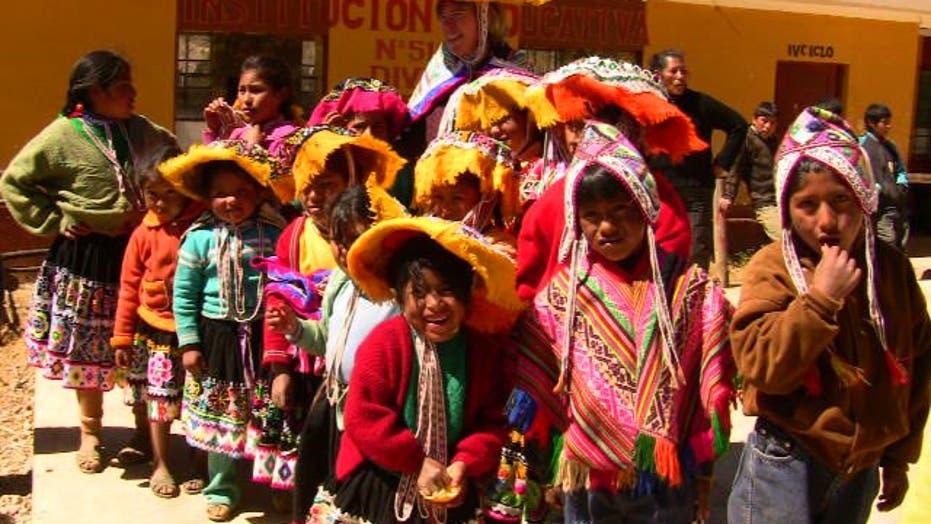 An Effort to Save Endangered Languages