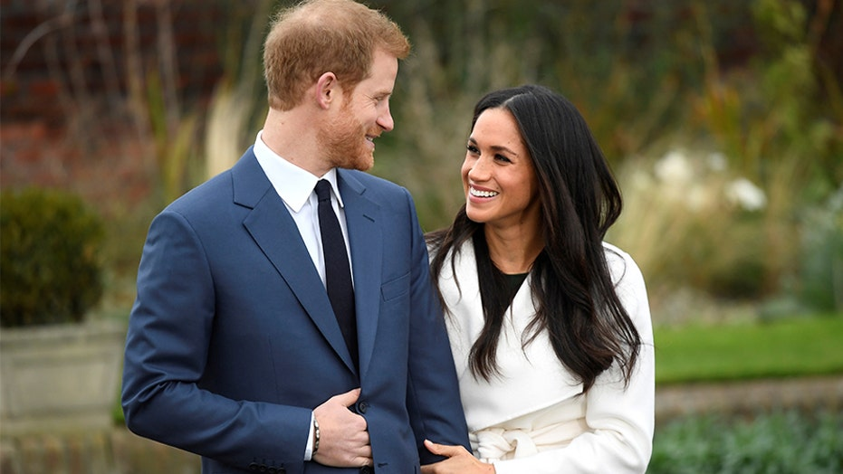 Meghan Markle, Prince Harry announce they're opening a relief center in India amid coronavirus crisis