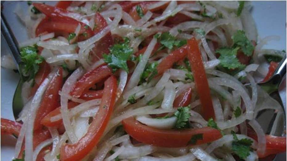 Chilean Simple Salad Recipe