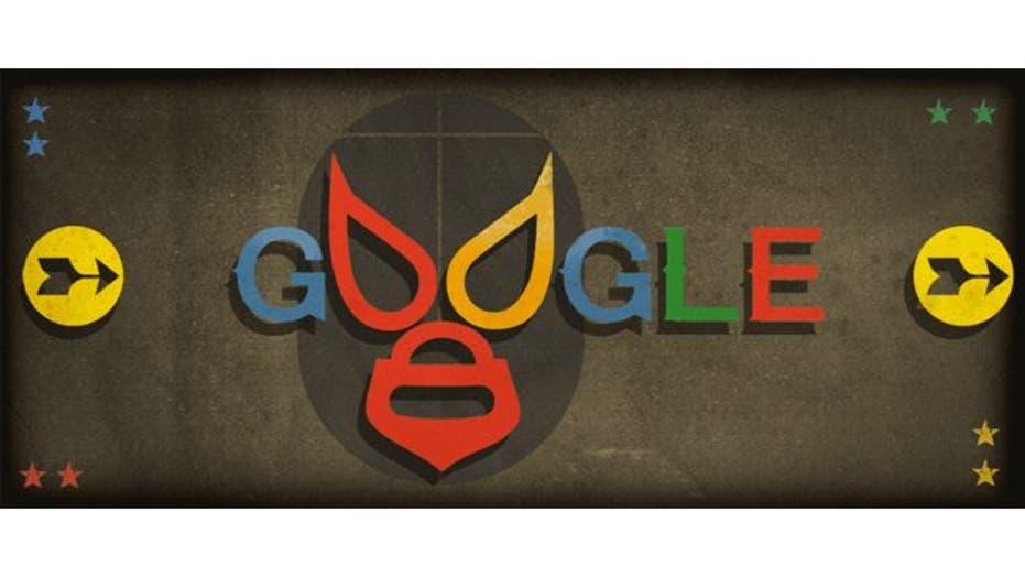 Google honors Lucha Libre wrestler, 'El Santo'