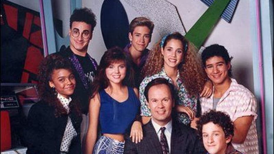 Then/Now: The Cast of 'Saved By the Bell'