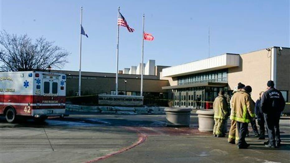 Nebraska School Shaken in Wake of Shooting