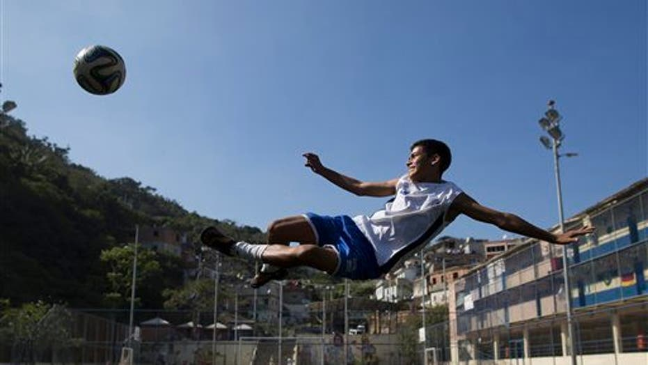 For Soccer Dreamers In Brazil, World Cup Is Driving Their Ambition For Fame
