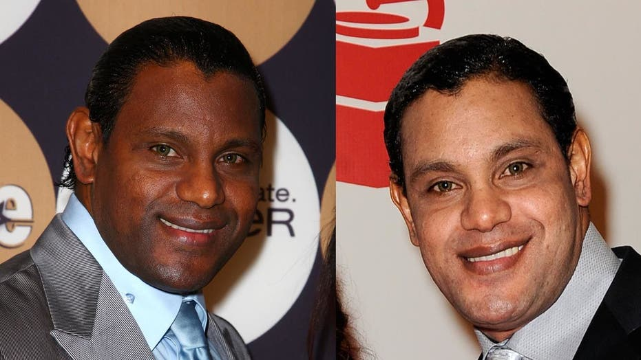 The Changing Colors of Sammy Sosa