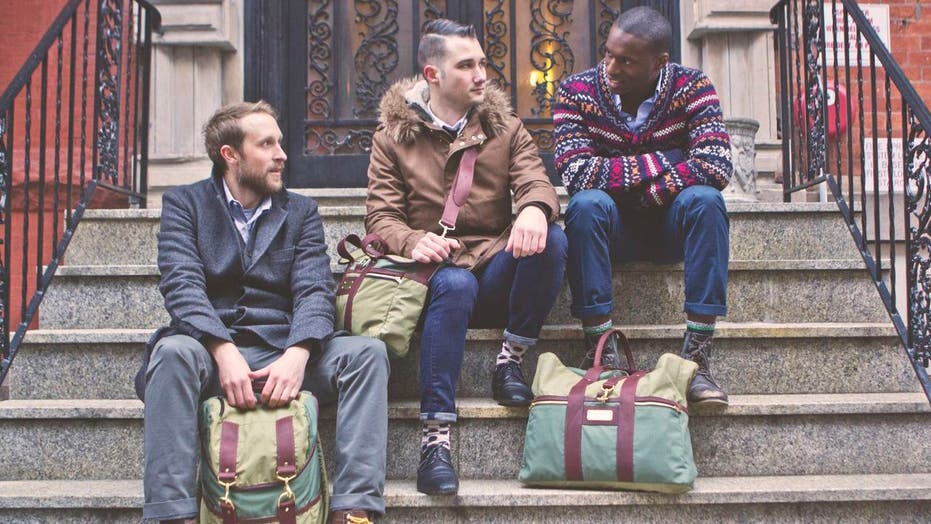 Military Supplies Recycled For Fashionable Purpose