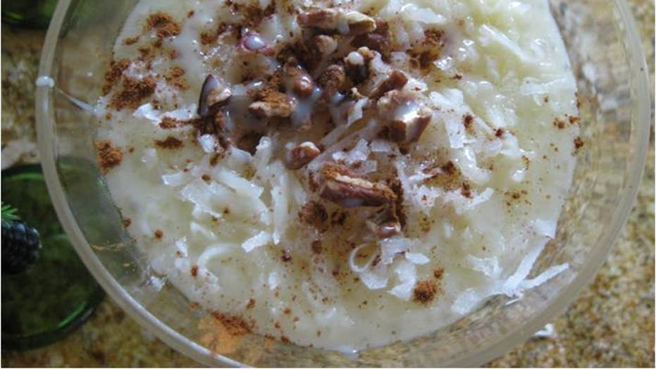 Mother's Day Recipe: Tapioca Pudding