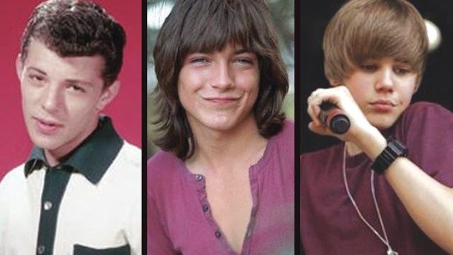 Before Bieber: A History of Teen Idols
