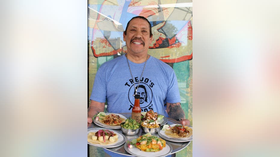 Danny Trejo brings mother's cooking into new taqueria