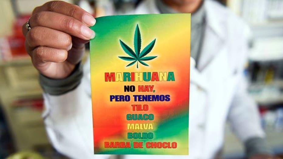 Despite legalization, Uruguay pharmacies don't want to sell marijuana