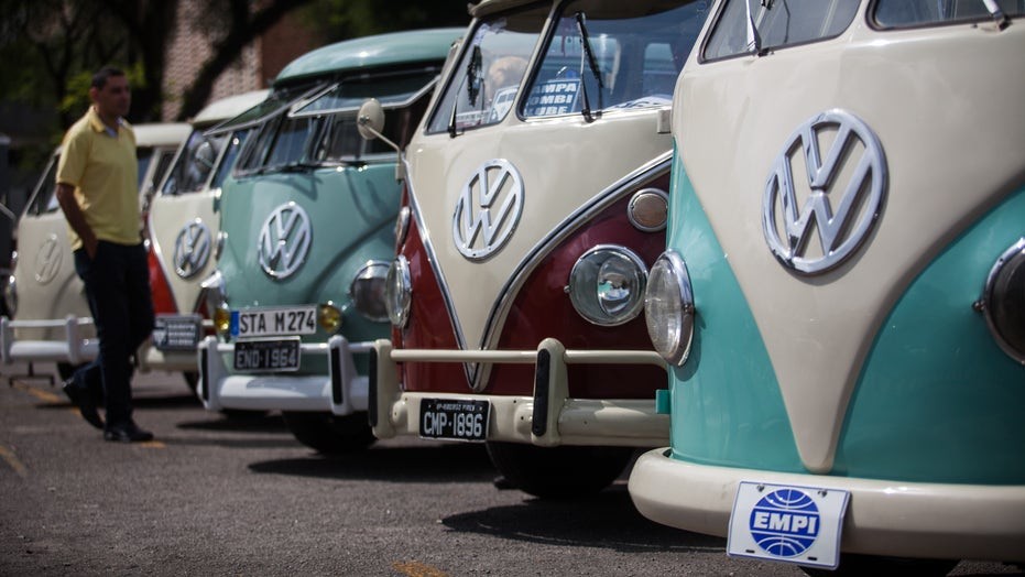 Brazil Celebrates The End Of An Era For The Iconic Kombi