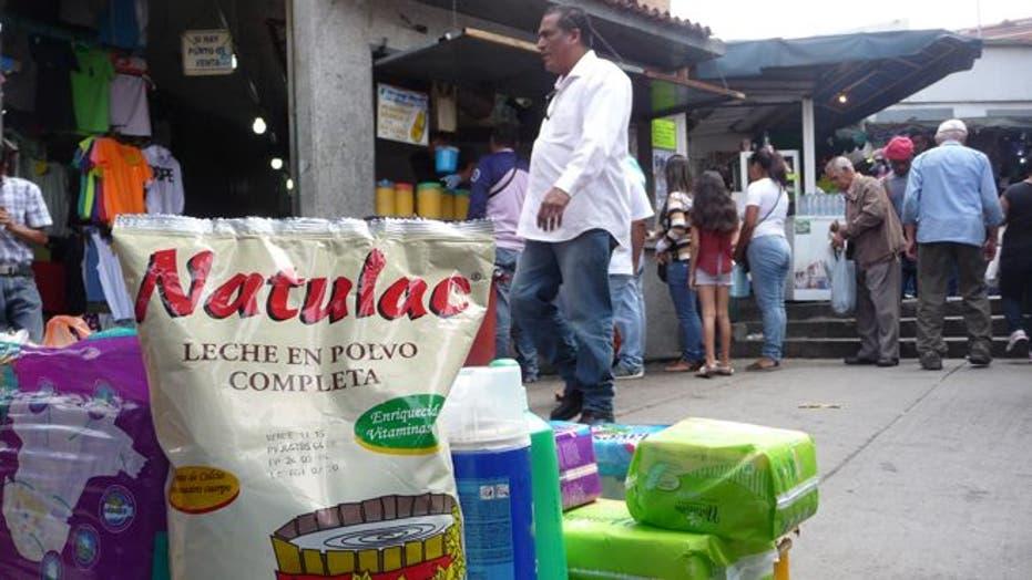 How vendors in the Venezuelan black market manage to get scarce goods