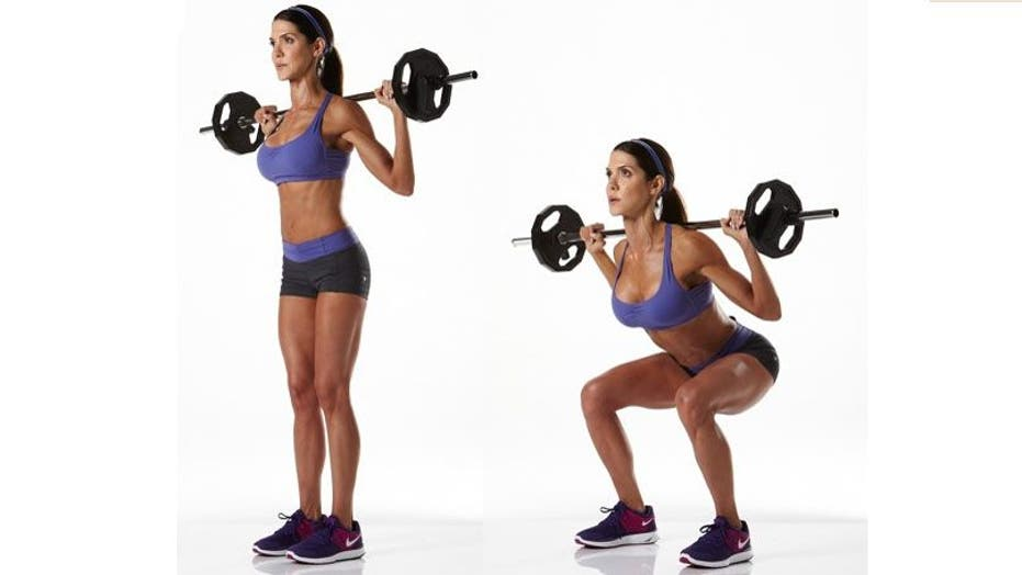A Strength and Flexibility Workout