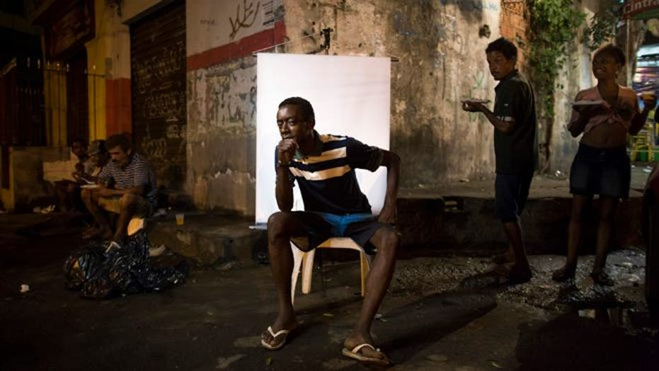 In Rio de Janeiro's 'crackland,' getting high is an all-day affair