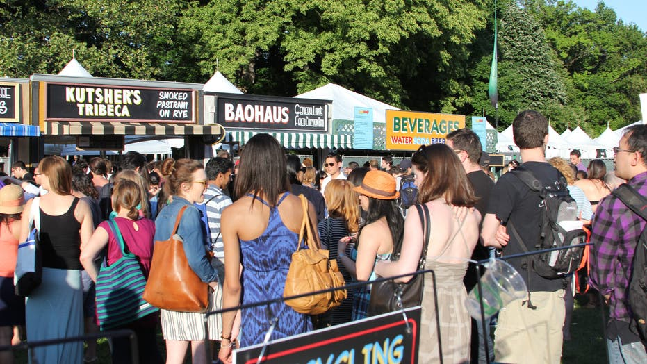 The food, music and drink of Googa Mooga Festival