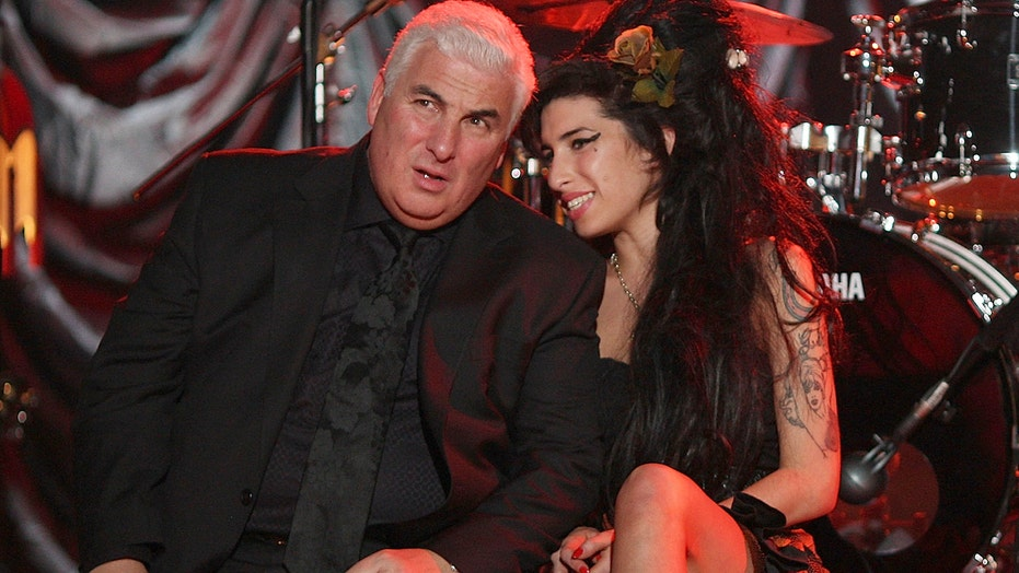 Amy Winehouse's father blasts Halcyon Studios biopic in the works: '100 percent not allowed'