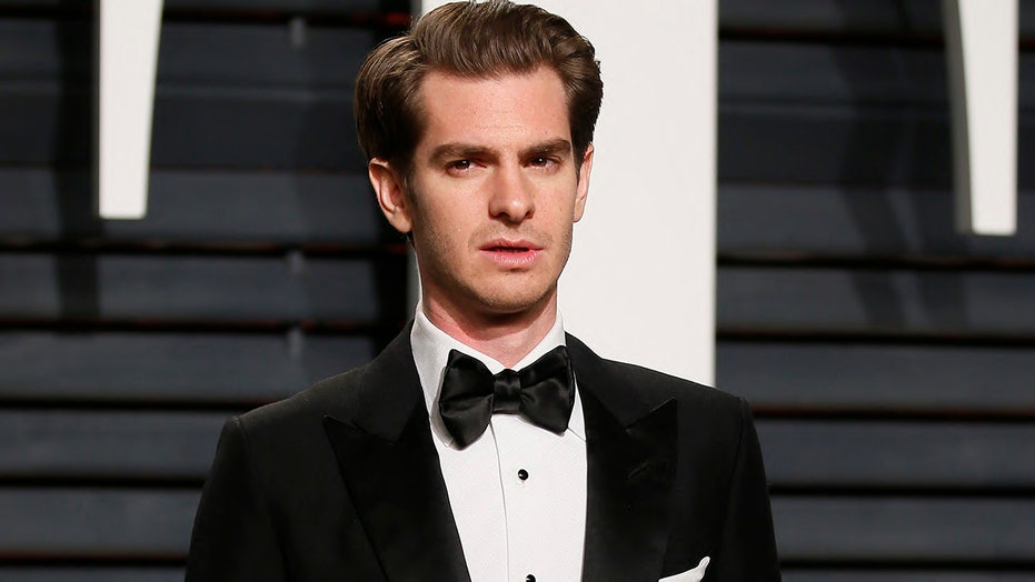 Andrew Garfield on why he doesn't like to use social media: 'I'm too sensitive'