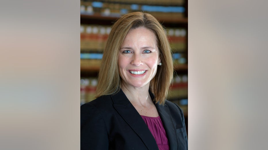 Flashback: Amy Coney Barrett pressed by Dems in 2017 hearing over Catholic faith: 'Dogma lives loudly within you'