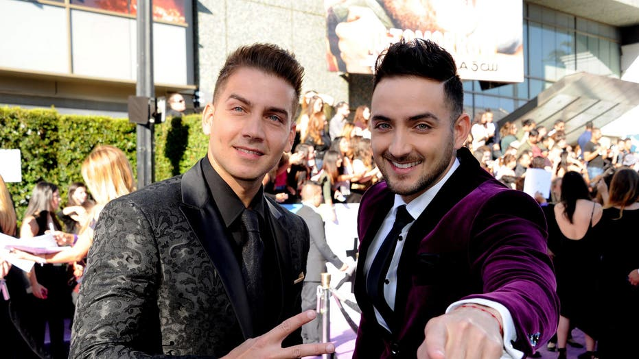 The stars shined at Latin American Music Awards