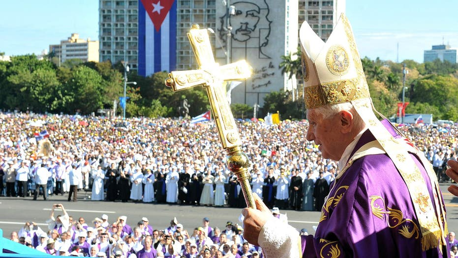 Papal Visit to Mexico and Cuba