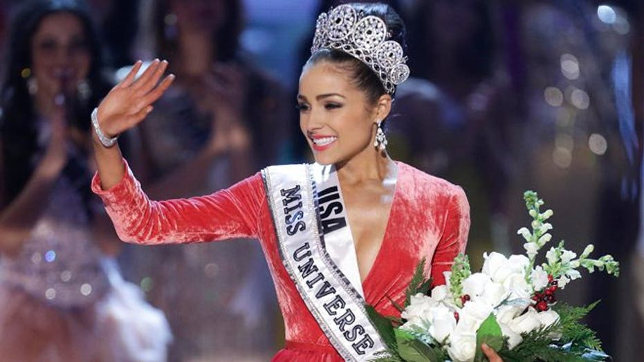 Miss Universe 2012: The Top 16 & Miss Congeniality