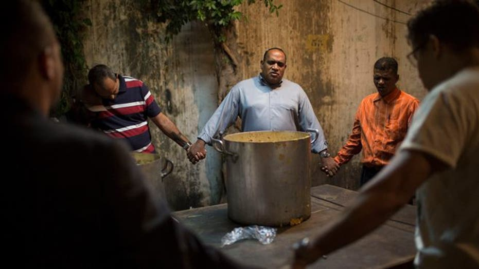 Ministering To Brazil's Drug Addicts