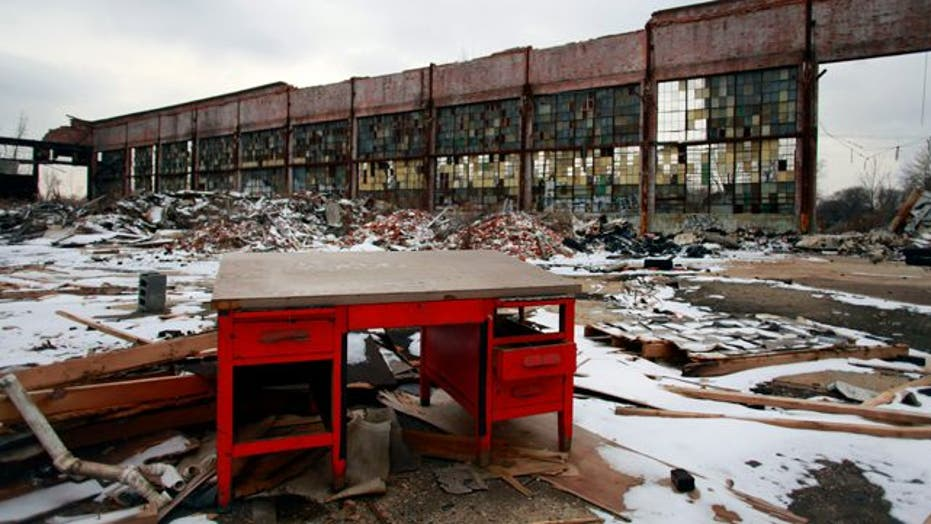 Peruvian Invests In Abandoned Packard Plant In Detroit